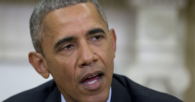 Obama: 'Handful of senators' standing in way of Patriot Act