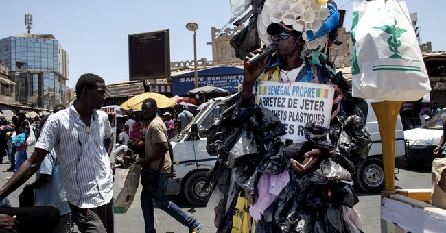 Kicking the plastic: Senegal among latest to ban flimsy bags