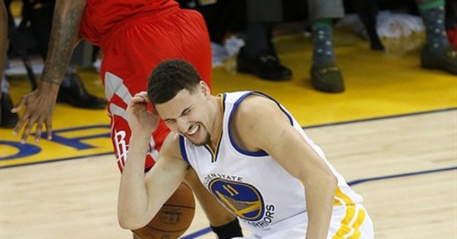 Warriors guard Klay Thompson diagnosed with concussion
