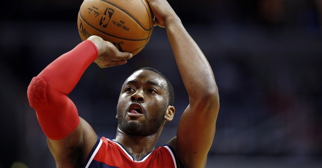 Washington Wizards' John Wall kicked off Las Vegas flight