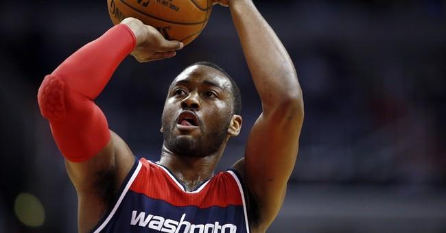 Washington Wizards' John Wall kicked off Las Vegas flight