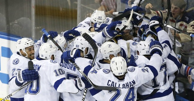 Lightning strike: Tampa Bay heads to Cup finals