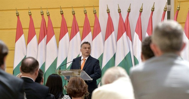 Hungary's Orban reaffirms country's EU and NATO membership