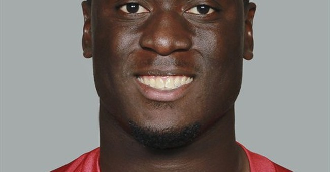 Falcons LB Shembo waived after animal cruelty charge