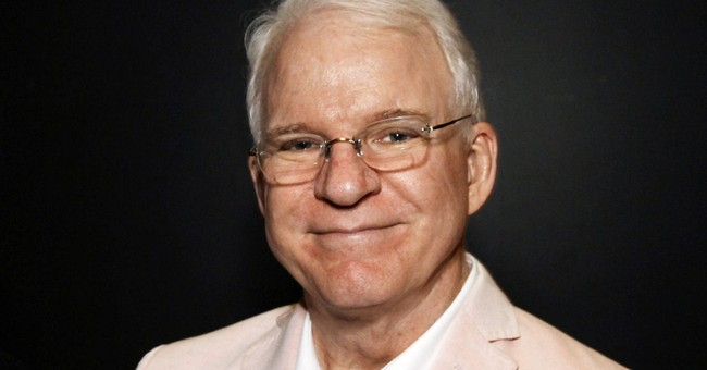 Steve Martin reflects on his career as he receives AFI honor