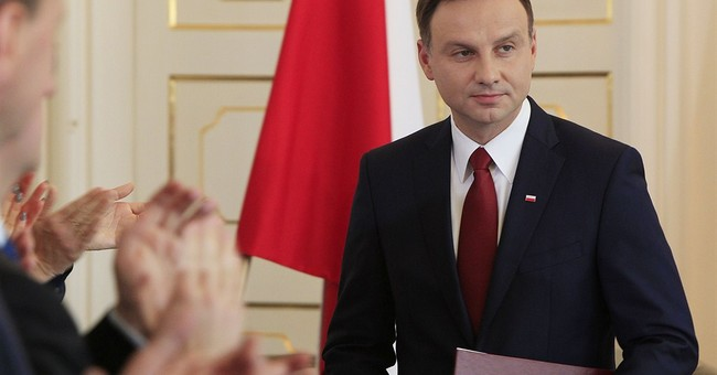 Polish election winner officially named president-elect