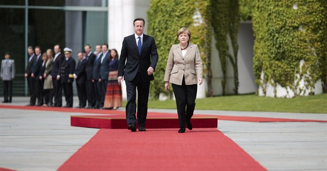 Merkel: Germany will be 'constructive partner' in EU reform