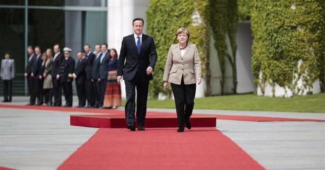 Merkel: Germany will be 'constructive partner' in EU reform