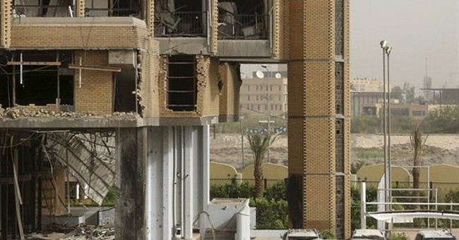 Death toll from Baghdad hotel bombings rises to 15