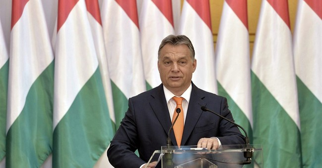 Hungary's Orban reaffirms country's EU and NATO membership