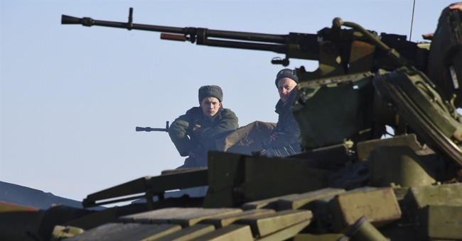 Ukraine separatists claim victory in battle for airport