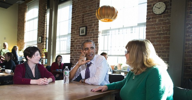 Obama tries again to get paid leave for more workers