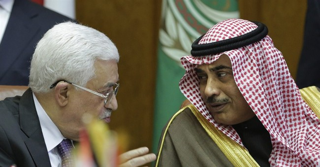 Palestinian leader requests Arab aid after Israeli cut-off