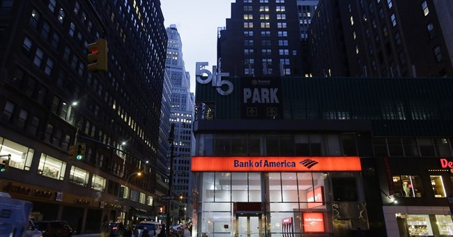 Bank of America earnings fall 11 percent