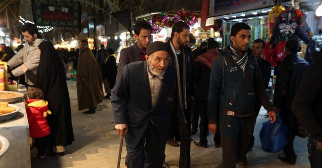 Iraq's top Shiite cleric thrown into heart of politics