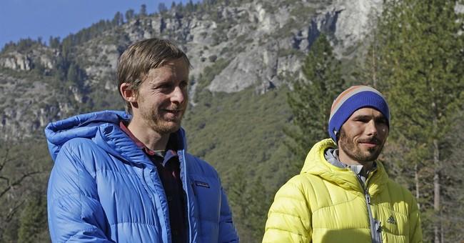 Yosemite climbers stuck together amid hardship and falls