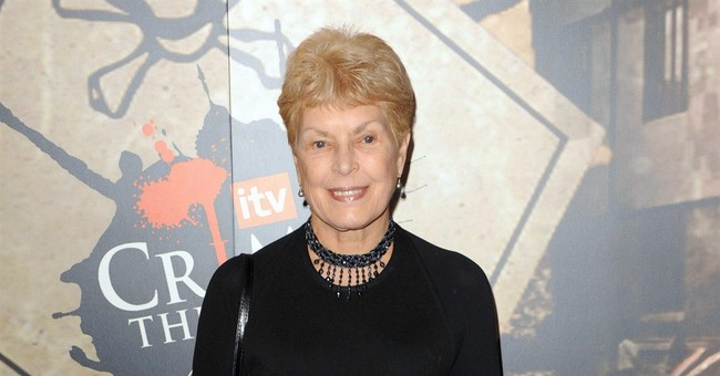 Crime writer Ruth Rendell 'critical' after suffering stroke