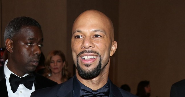 Common celebrates Dr. King's birthday with Oscar nomination