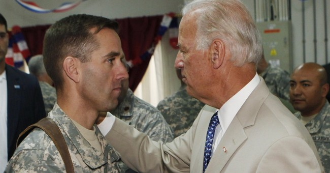 Reaction to death of vice president's son Beau Biden