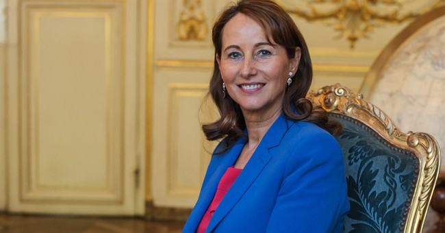 AP Interview: France warns climate change threatens security