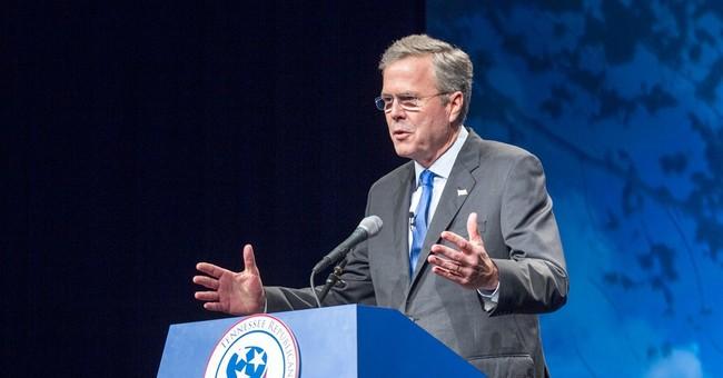 Jeb Bush says Rand Paul 'wrong' on ending surveillance laws
