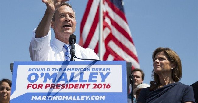 Former Md. Gov. O'Malley jumps into 2016 Democratic race