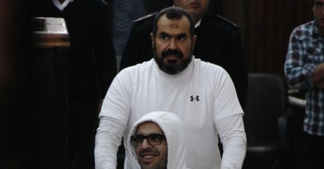 Egypt frees Egyptian-American sentenced to life in prison