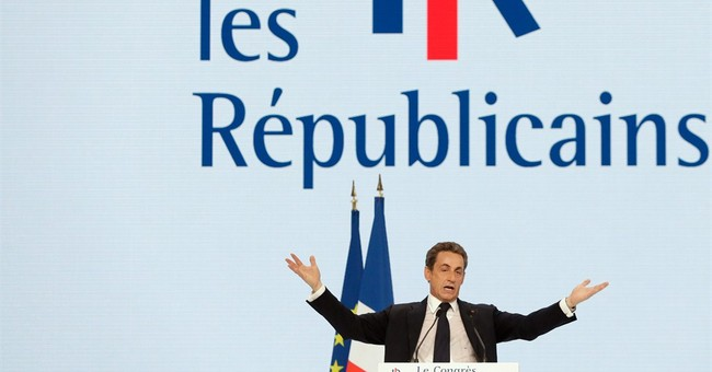 French conservatives get new name _ and it seems familiar