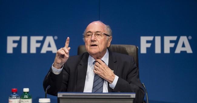 Blatter says FIFA corruption probe won't lead to him