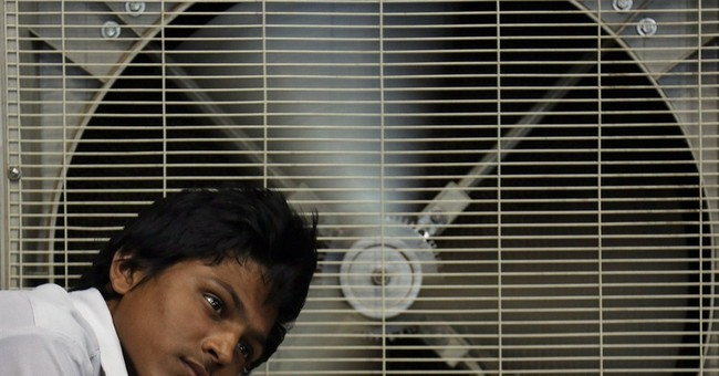 Rain of little relief to south India; heat toll nears 2,200