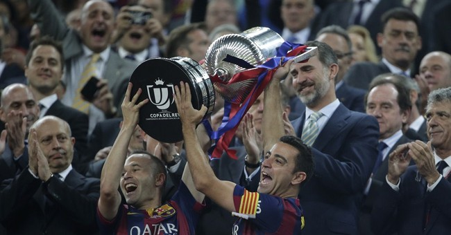 Spain's govt angry at cup final jeers endured by new king