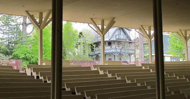 Future of New York's Chautauqua amphitheater sparks divide