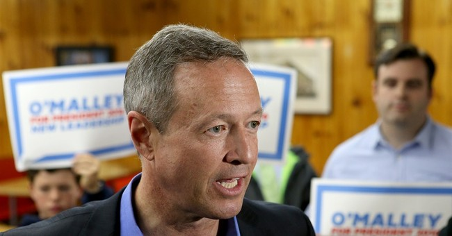 O'Malley says he's ready to campaign hard in New Hampshire