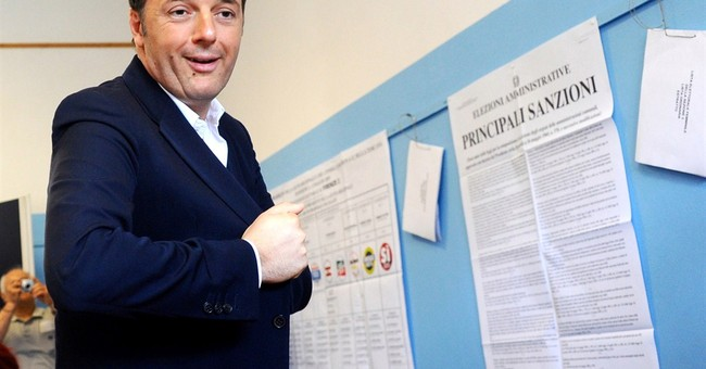 Italian premier's party claims victory in 5 of 7 regions