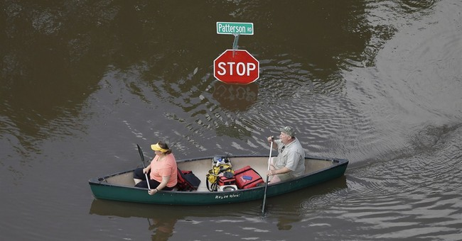 More heavy rain but no new serious flooding in Houston area