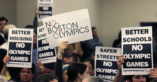 F-bombs, shouting: Uncivil discourse on Boston's Olympic bid
