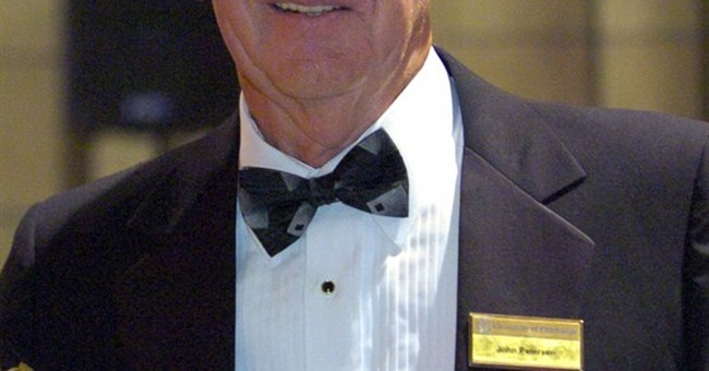John Petersen, former CEO for whom Pitt arena is named, dies