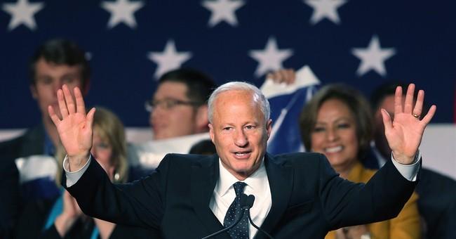 Colorado GOP congressman declines US Senate run