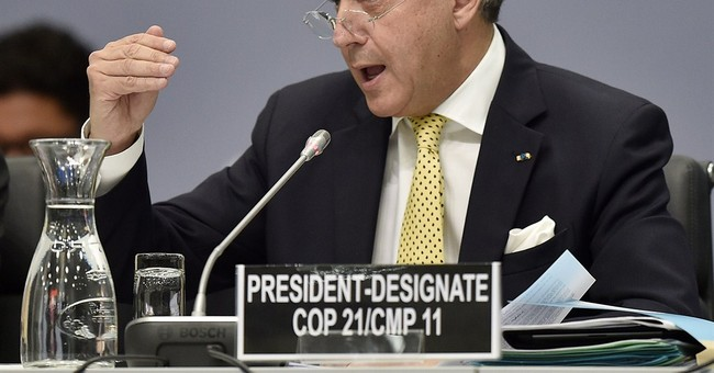 French minister: 2015 climate deal must avoid US Congress