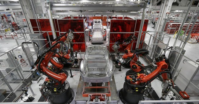 US manufacturing growth accelerates for 1st time in 6 months