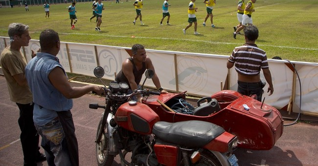 Soccer beats out baseball in game of US-Cuban detente