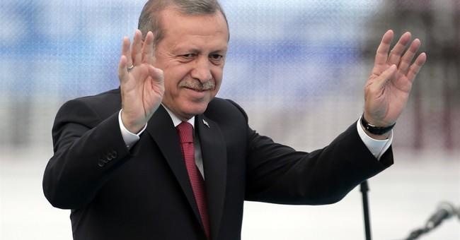 Erdogan denies lavish palace has gold-plated toilet seats