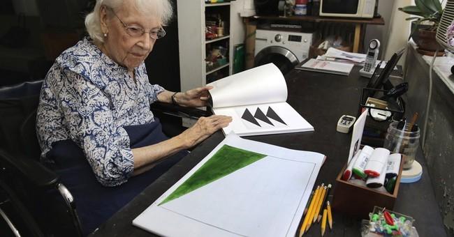 Cuban-born painter celebrates 100th birthday