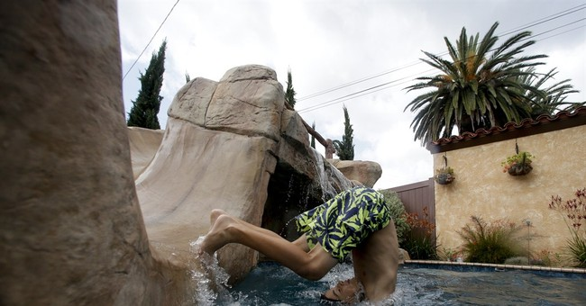 A look at competing math on pools versus lawns
