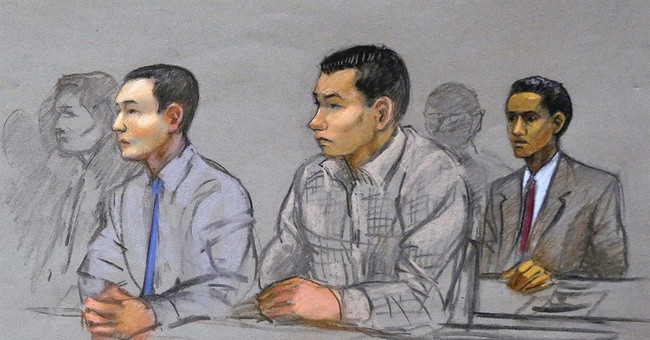 Boston Marathon bomber's college friends face sentencing