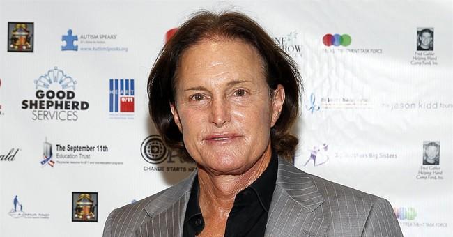 Jenner's change a high-profile step for transgender movement