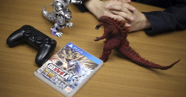 New Godzilla video game steers clear of nuclear references