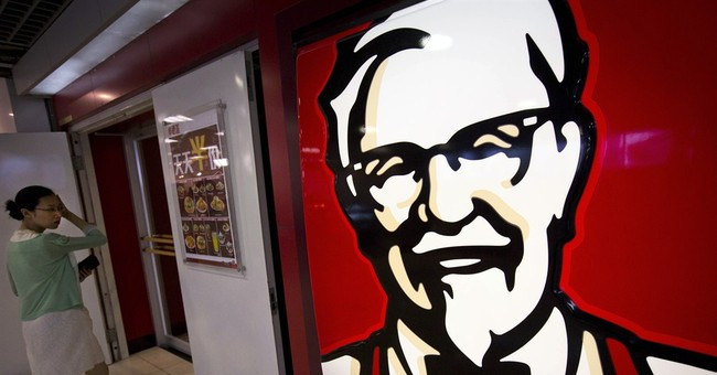 KFC sues Chinese companies for online rumors about its food