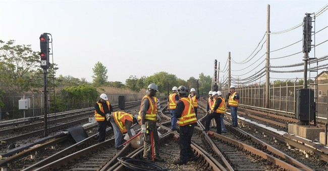 Copper thefts from the rails rise with price of the metal
