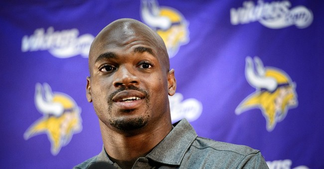 Column: Peterson changes course at just the right time